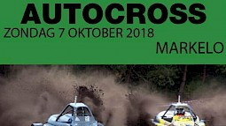 Autocross in Stokkum