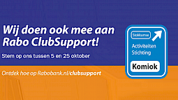 Rabo Club Support - KOMIOK-